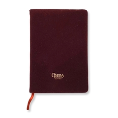Notebook Velours