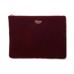 Pochette Rouge Velours