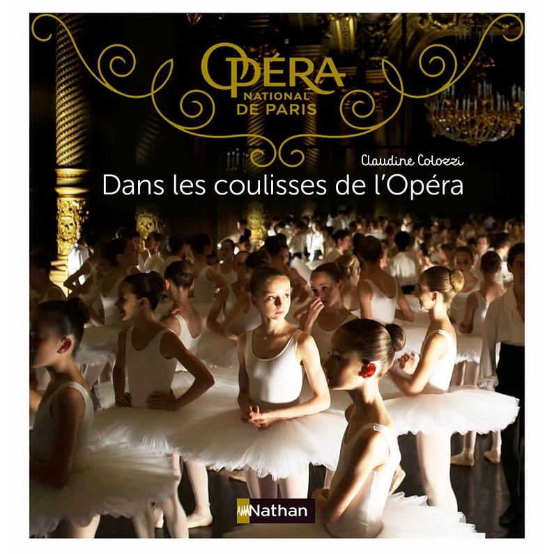 Behind the scenes of the Opera · Opéra national de Paris